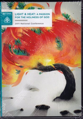 Light and Heat / Luz y Calor: Una Pasión por la Santidad DVD (doblado al español) 19 lecciones en 4 discos