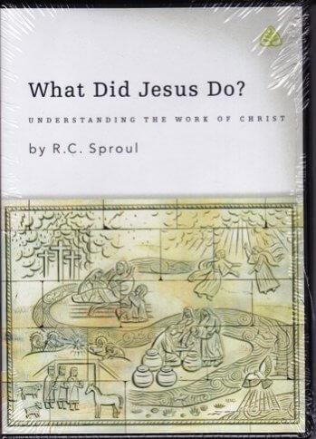 What Did Jesus Do? / ¿Qué Hizo Jesús? - DVD (doblado al español) 12 lecciones en 2 discos