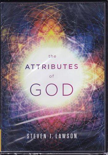 The Attributes of God / Los Atributos de Dios - DVD (doblado al español) 12 lecciones en 2 discos