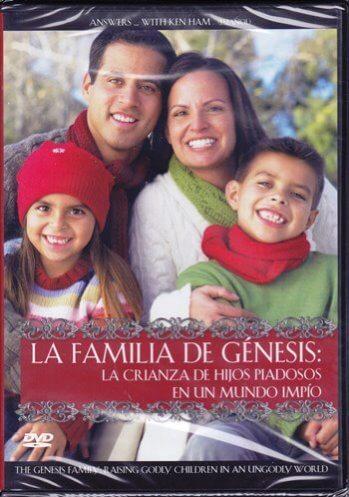 La Familia de Génesis: la crianza de hijos piadosos en un mundo impío - DVD