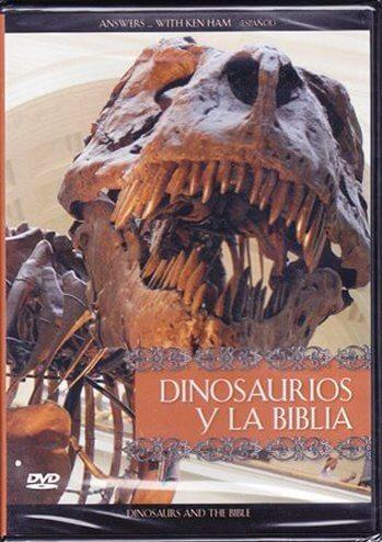 Dinosaurios y la Biblia - DVD