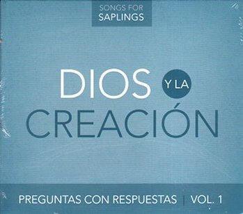 Dios y la Creación - Catecismo Menor de Westminster cantado para niños - CD