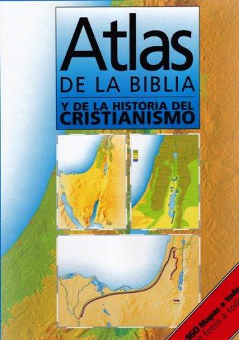 Atlas de la Biblia y de la Historia del Cristianismo (pasta dura)