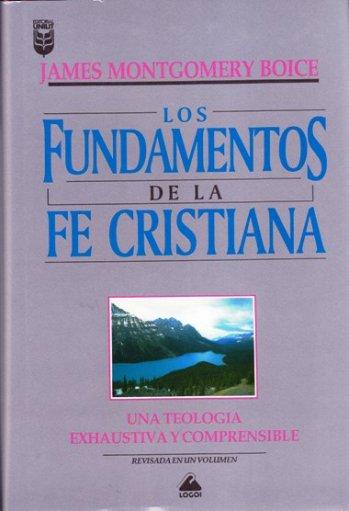 Fundamentos de la Fe Cristiana (pasta dura)