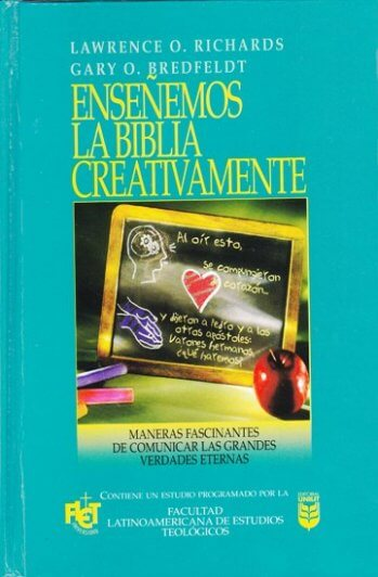Enseñemos la Biblia Creativamente (FLET) - pasta flexible