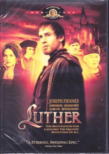 Luther / Lutero - 2003 Teatral (DVD subtitulado para USA y Canada)