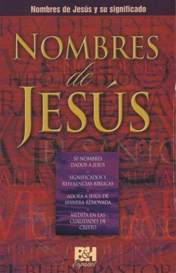 Los Nombres de Jesús