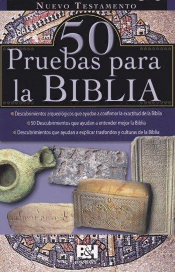 50 Pruebas para la Biblia - Nuevo Testamento