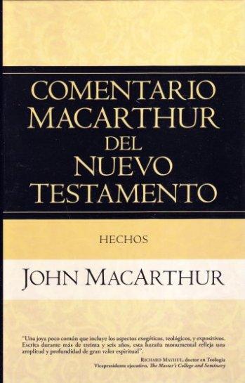 Comentario MacArthur del NT: Hechos (pasta dura)