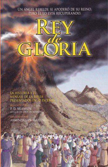 Rey de Gloria - la historia de la Biblia en 70 escenas de color