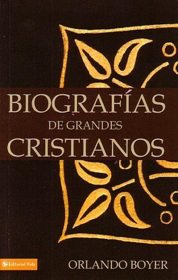 Biografia de Grandes Cristianos
