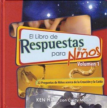 El Libro de Respuestas para Niños - vol.1 (pasta dura