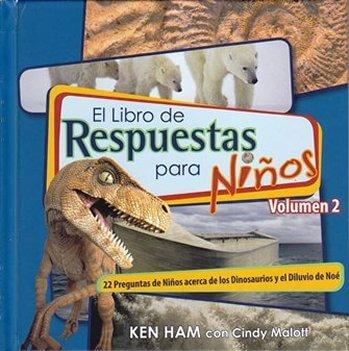 El Libro de Respuestas para Niños - vol.2 (pasta dura