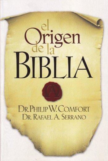 Origen de la Biblia (pasta flexible)