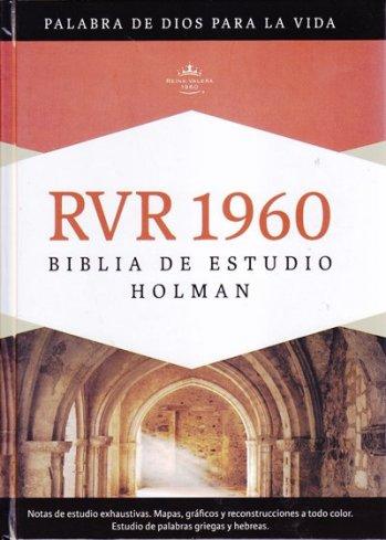 Biblia de Estudio Holman RVR60 (tapa dura)