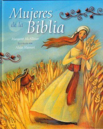 Mujeres de la Biblia - Diez Narraciones (pasta dura)