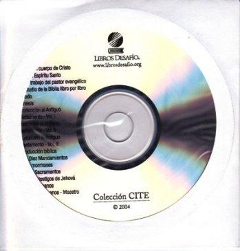 Colección CITE - CD de 15 obras