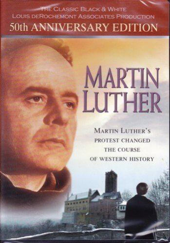 Martín Lutero (DVD doblado)