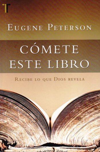 Cómete Este Libro - recibe lo que Dios revela