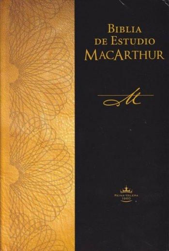 Biblia de Estudio MacArthur (tapa dura)