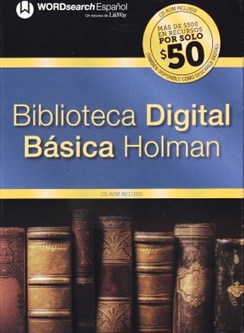Biblioteca Digital Básica Holman - CD