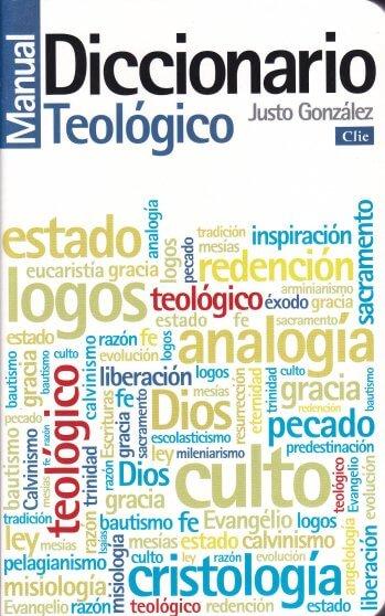 Diccionario Manual Teológico (pasta vinílica)
