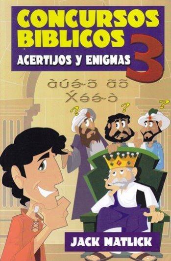 Concursos Bíblicos 3 Acertjios y Enigmas