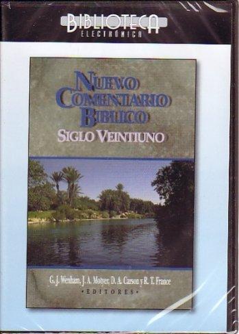 Nuevo Comentario Bíblico Siglo Veintiuno (CD)