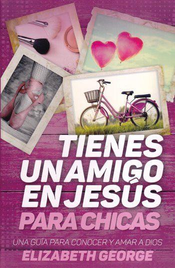 Tienes un Amigo en Jesús - para chicas
