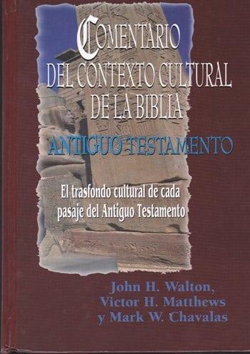 Comentario del Contexto Cultural de la Biblia Antiguo Testamento (pasta dura)