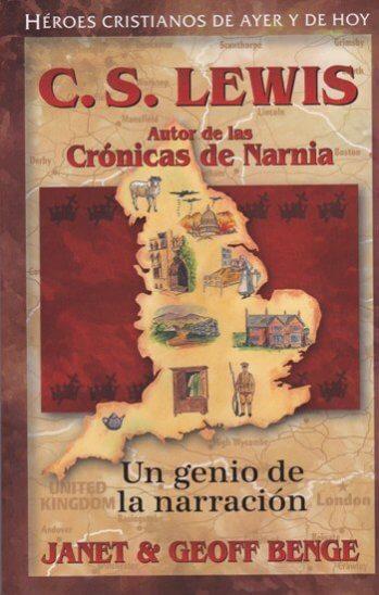 C.S. Lewis - Autor de las Crónicas de Narnia