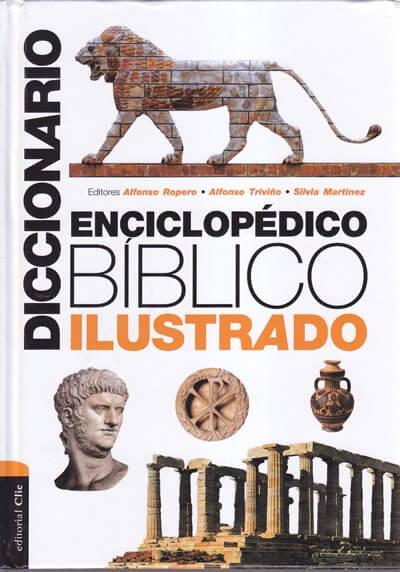 Diccionario Enciclopédico Bíblico Ilustrado (pasta dura)