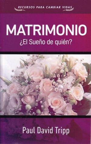 Matrimonio - ¿Es sueño de quién?